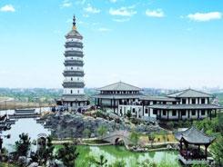 2017安徽糖酒会旅游推荐-徽园
