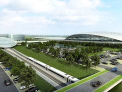 2017年广西糖酒会交通指南―南宁机场