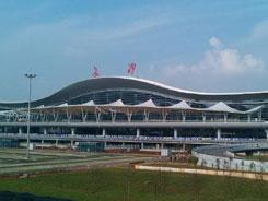 2017中国食品餐饮博览会交通指南―长沙机场