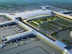 2018广州进口食品展举办地机场概况