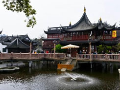 上海国际饮料展附近旅游景点