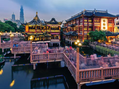 上海国际葡萄酒展旅游介绍