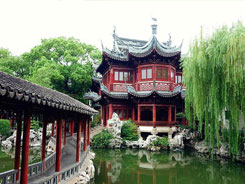 上海国际餐饮食材博览会旅游景点推荐