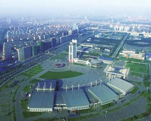 上海健康食品展展馆交通路线
