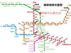 2020第8届南京乳品饮料展的交通路线