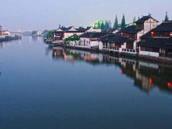 中国饮料工业科技展旅游景点―朱家角