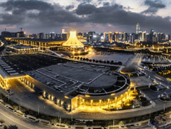 2019广西糖酒会南宁国际会展中心交通路线