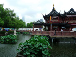 上海国际烘焙展旅游景点推荐