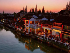 上海健康食品展旅游介绍―朱家角