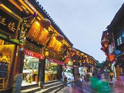重庆火锅食材展周边旅游景点