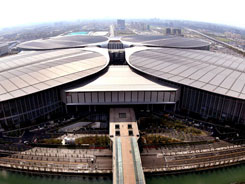 上海国际烘焙展交通指南