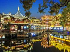 上海糖果休闲食品展旅游景点推荐