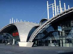 西安年货会怎么到西安曲江国际会展中心
