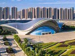 安徽亚虎老虎机国际平台博览会展馆交通路线