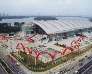 南京食品包装展展馆交通路线