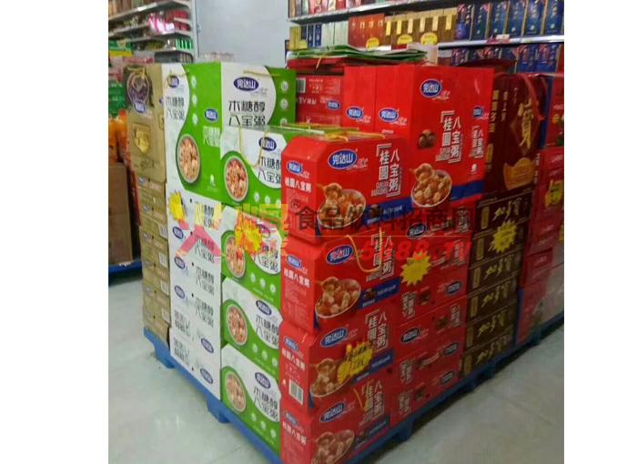 超市产品陈列