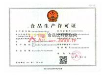 公司生产许可证