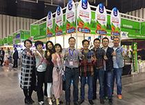 深海渔家布置南京糖酒会展位