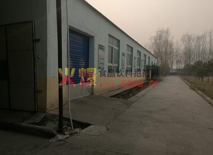 厂区一角建筑