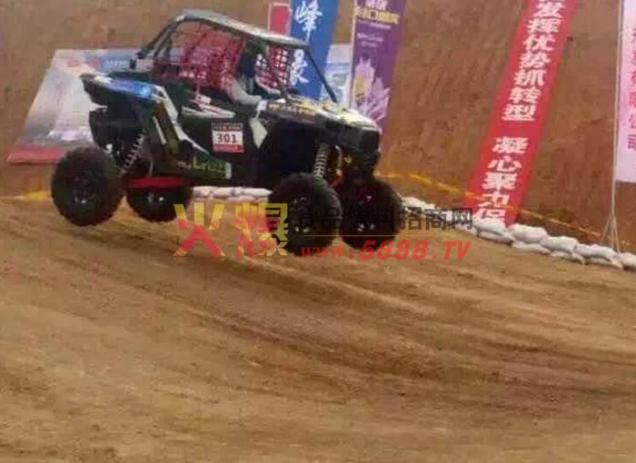 CCTV-5中国汽车场地越野锦标赛