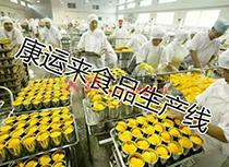 康运来食品生产线
