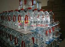 五大连池天然饮用水4.5L展示