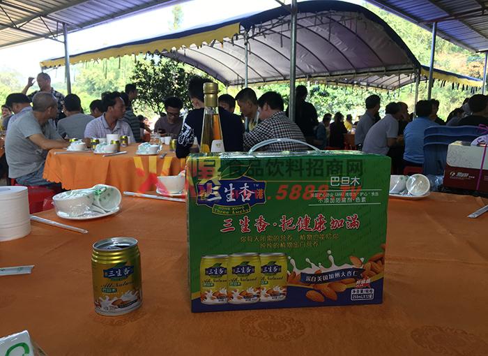 三生杏宴席产品图片