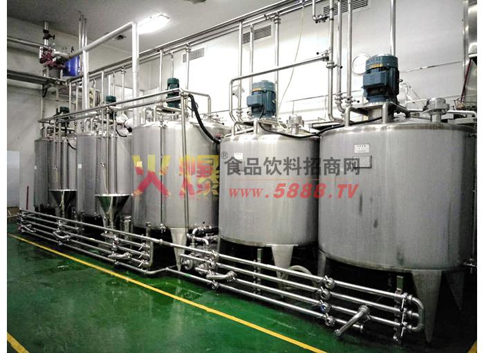 饮品生产设备