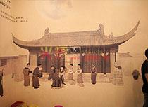 稻香村历史博物馆大观园