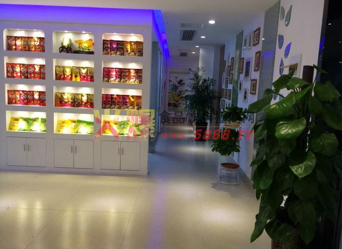 开心乐红糖坊糖业样品展示