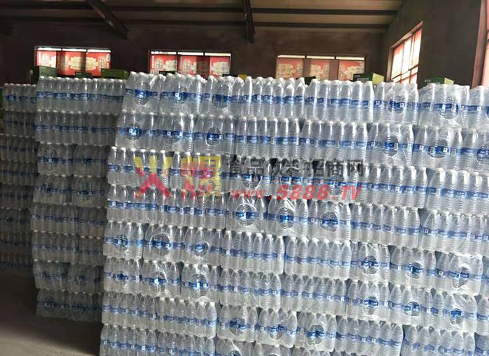 珊瑚泉包装饮用水产品
