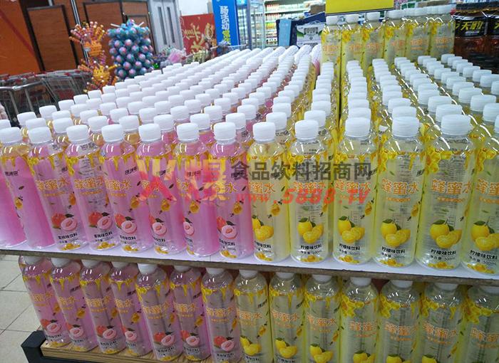 珊瑚泉蜂蜜水产品