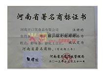 著名商标证
