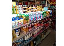 超市产品摆放