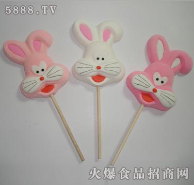 劲牛70克棉花糖-兔子