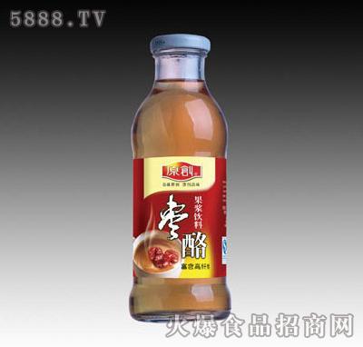 原创400枣酪果浆饮料
