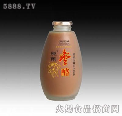 原创480ml枣酪果浆饮料【低糖】