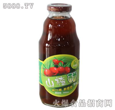 四季堂山楂醋