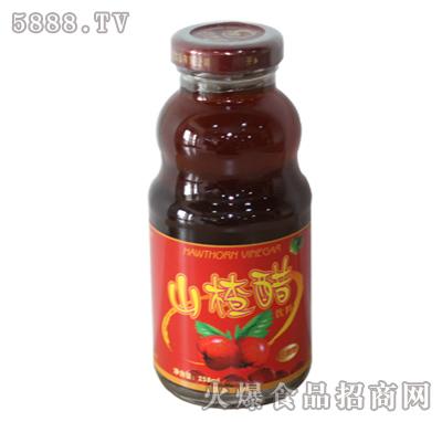四季堂山楂醋250ml