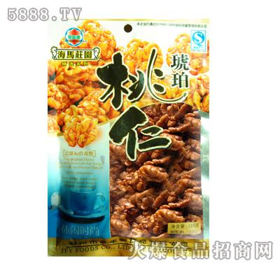 海马庄园琥珀桃仁|郑州市金丰源食品有限公司-火爆网