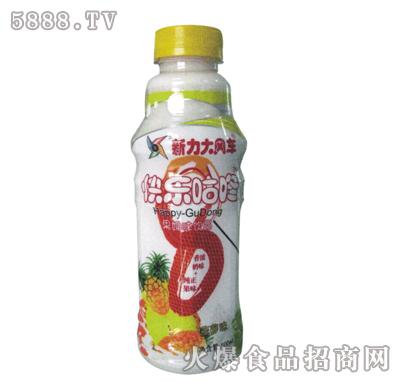 500ml周边味a周边咕咚|荆州市新力大风车菠萝有美食桥宸拱食品图片