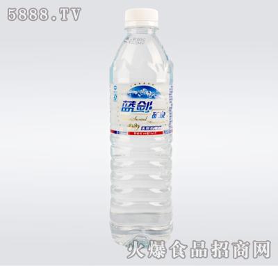 777ml冰川时代矿泉水