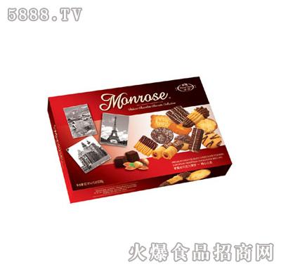 金莎巧克力薄饼380g