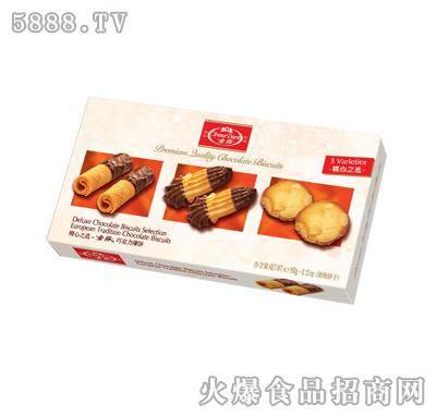 金莎巧克力薄饼-160g