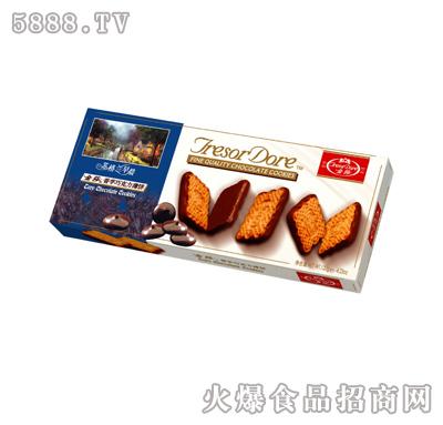 金莎香芋巧克力薄饼-120g