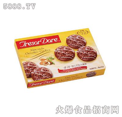 金莎杏仁巧克力薄饼180g
