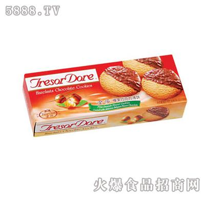 金莎榛果巧克力薄饼135g