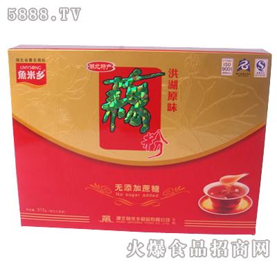 312g原味藕粉