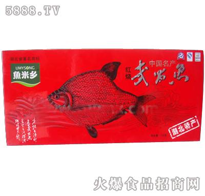 600g红烧武昌鱼