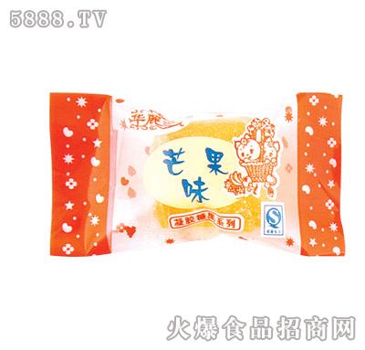 芒果味软糖
